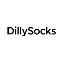 DillySocks logo