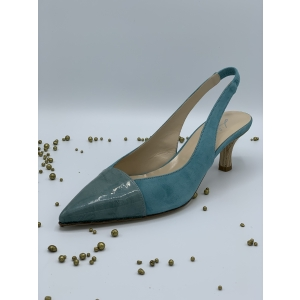 VERN.BARBOT MARINA-DAIM 886 Turquoise
